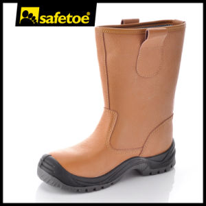High Ankle Safety Boots H-9001 pictures & photos