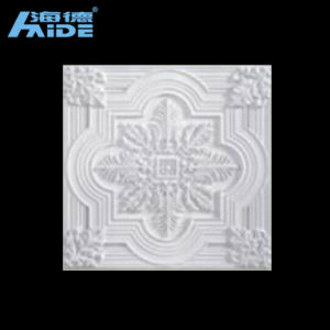High Quality Fashion PU Fireproof Ceiling Tiles pictures & photos
