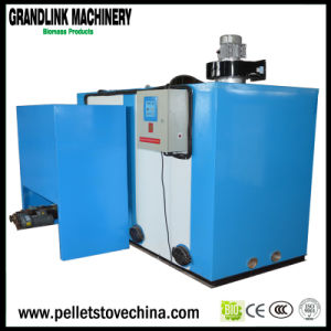 Biomass Wood Pellet Boiler for Hot Water and Warm