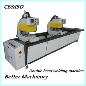 Double Head Vinyl Window Welding Machine