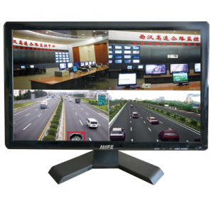"Leading Manufacturer----High Brightness 17"" LCD CCTV Monitor pictures & photos"