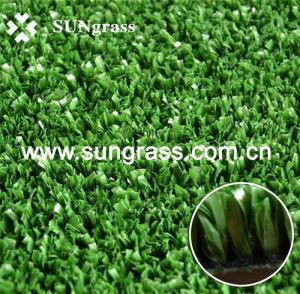 10mm High Density Sports/Tennis Artificial Turf (SUNJ-AL00002) pictures & photos