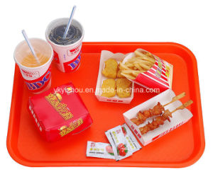 Plastic Food Plate / Serving Plate pictures & photos