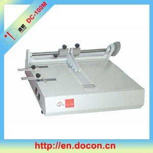 DC-100m Book Cover Case Maker pictures & photos
