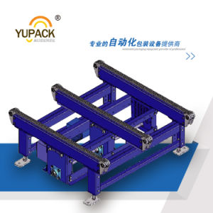 High Quality Powered Horizontal Chain Conveyor for Timber Factory pictures & photos
