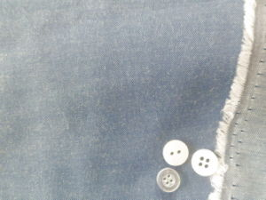 Polyester Cotton Yarn Dyed Chambray Fabric pictures & photos