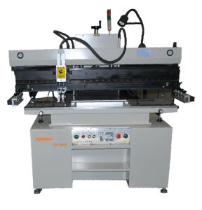 Semi-Automatic PCB Stencil Printer / PCB Solder Paste Screen Printer T1200d pictures & photos