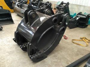 Matching Mini Excavator PC55 Mechanical Grab Bucket Manual Grab pictures & photos