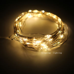 10m LED Copper Wire String Christmas Fairy Twinkling Decorative Light