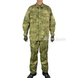 Bdu Tactical Combat Army Military Uniform in a-Tacs Fg Camo pictures & photos