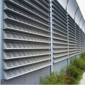 Sound Insulation Perforated Metal Sheet pictures & photos