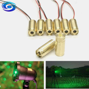 DPSS 532nm 15MW Green Laser Module for Starry Laser Lights pictures & photos