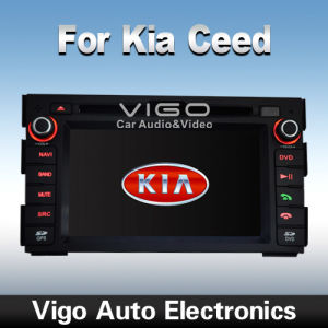 Car DVD System GPS Navigation for KIA Ceed, Stereo Auto Radio Player