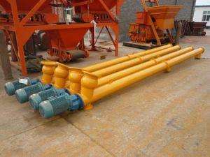 U-Type Screw Conveyor for Cement pictures & photos