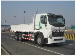 Sinotruk HOWO A7 10-Wheels 6X4 Cargo Truck pictures & photos