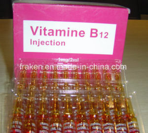 Cyanocobalamin Injection / Vitamin B12 Injection pictures & photos