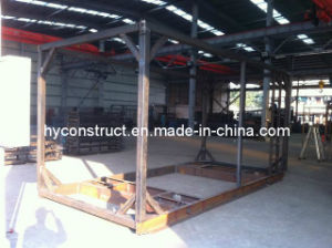 Steel Structure Fabrication - 7