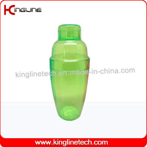 250ml plastic Cocktail shaker(KL-3039) pictures & photos