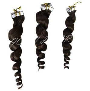 2013 Newest Style Human Hair Tape Hair Extensions (I-B076)