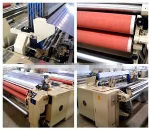 Jlh851 Water Jet Loom Enery-Saving Weaving Machine pictures & photos