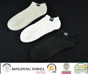 Absorbent Ventilate Free Ankle Cotton Sport Sock pictures & photos