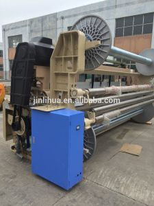 Jlh408 190 Plain Shedding High Speed Water Jet Loom Machine pictures & photos