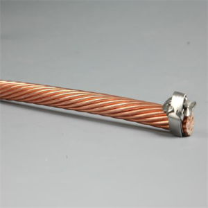 Copper Clad Steel Strand Wire for Power Transmission Line pictures & photos
