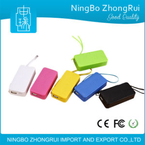 Portable Perfume Power Bank 2600 mAh pictures & photos