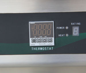 Freestanding Induction Electrical Deep Fryer pictures & photos