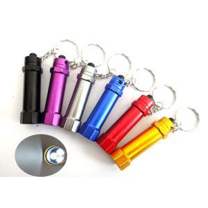 3LEDs Keyring Promotion Torch Flashlight