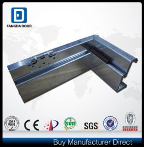 Fangda Galvanized Steel Frame, Israeli Security Door Frame, More Durable Than Solid Wooden Door Frame pictures & photos