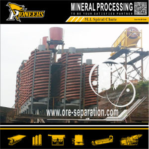 Wholesale Metal Mineral Spiral Concentrator Gold Mining Gravity Spiral Separator pictures & photos