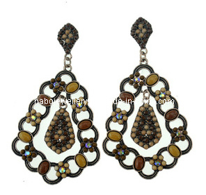 Trendy Bohemia Style Resin Stone Earring (XER13100) pictures & photos