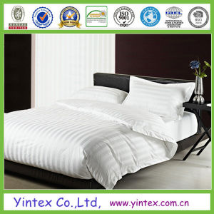 Hote Dobby Standard Size Bed Linen pictures & photos