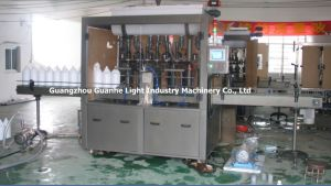 Automatic Bottle Liquid Bleach Filler for Various Acid & Alkali pictures & photos