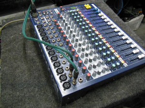 Sound Audio Style Epm12 Audio Mixer pictures & photos