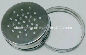 Stainless Steel Lid / Bottle Cap / Metal Shaker (SS4515) pictures & photos