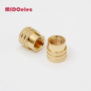 OEM Manufacturer Brass Insert Nut for PVC Fitting pictures & photos