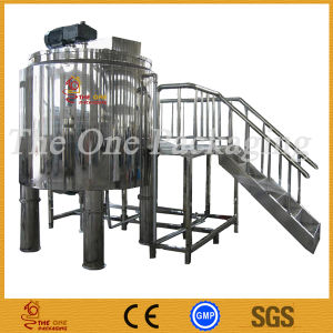 China Manufacturer Mixing Tank/ Blending Tank pictures & photos