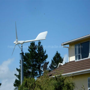 5kw Pitch Controlled on-Grid System Wind Generator for Home Use