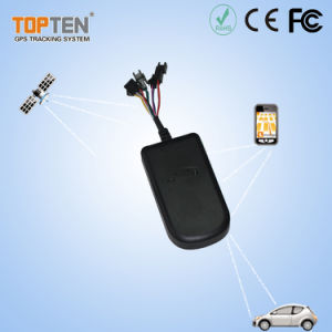 Mini GPS Tracker for Car Motorcycle Vehicle Topten (GT08-J) pictures & photos