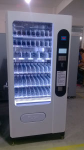 2014 New Cheapest Economic Chips/Food/Beverage/Drink/Snack Vending Machine (LV-205F) pictures & photos