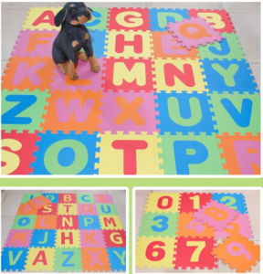 Kids Exercise Puzzle Mat for Sale