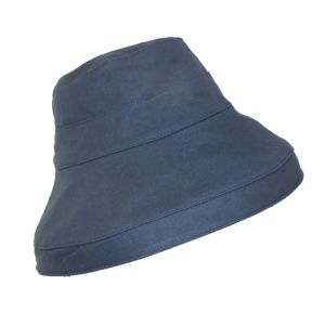 Wide Brim Fashion Ladies Cotton Bucket Floppy Hat pictures & photos