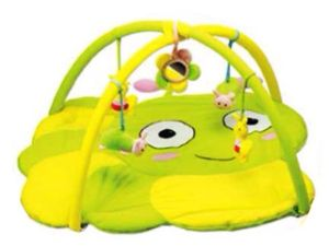Frog Style Baby Play Mat with Animals pictures & photos
