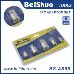 5PC 1/2′′&3/8′&1/4′′&3/4′′ Socket Adaptor Set pictures & photos