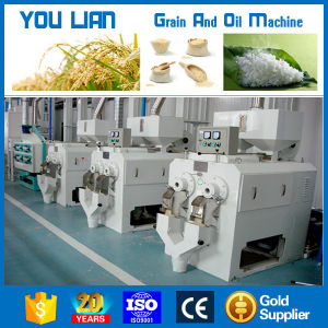30tpd / 50tpd / 100tpd / 200tpd / 300tpd /400tpd 500tpd Complete Turn-Key Rice Mill Plant pictures & photos