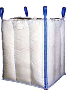 100% Pure PP Big Bag/ Baffle Bag/ Q Bag/ FIBC pictures & photos