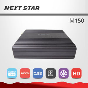 Professional Encryption 50km/H Smart Card Reader M150 TV Receiver pictures & photos