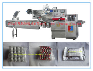 Automatic Tablet Strip Flow Packing/ Packaging/ Wrapping Machine pictures & photos